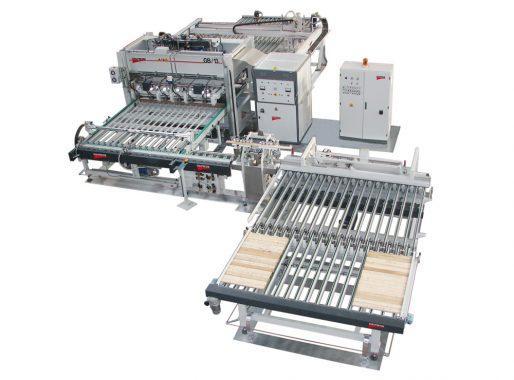 Linea automatica di pressatura per listellare GB13