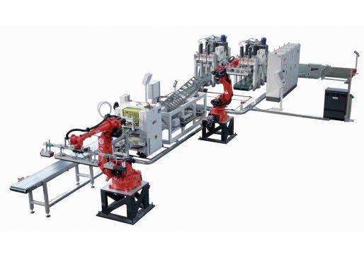 Linee a freddo PMDE robotizzate