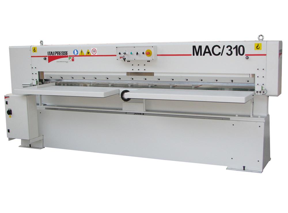 Taglierina per impiallacciatura MAC310